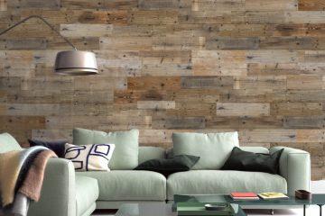 Vintage Wood Achterwand